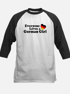German Girl Tee