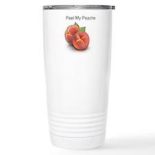 Peel My Peaches Thermos Mug
