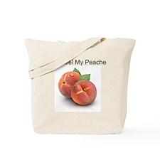 Peel My Peaches Tote Bag