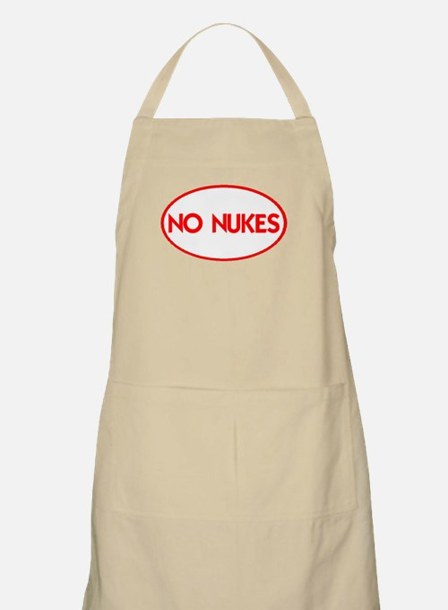 NO NUKES III-ALL PRODUCTS Apron