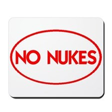 NO NUKES III-ALL PRODUCTS Mousepad