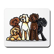 Labradoodle Lover Mousepad