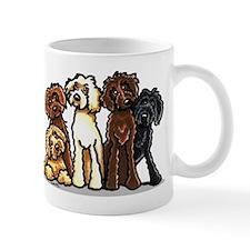 Labradoodle Lover Small Mug