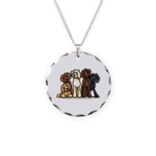 Labradoodle Lover Necklace