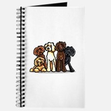 Labradoodle Lover Journal