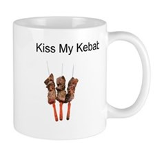 Kiss My Kababs Mug