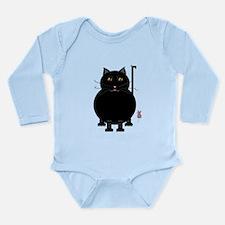 Kit Kat Long Sleeve Infant Bodysuit