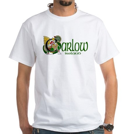 County Carlow White T-Shirt