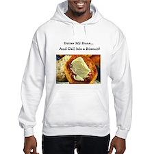 Butter My Buns & Call Me a Bi Hoodie
