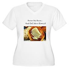 Butter My Buns & Call Me a Bi T-Shirt