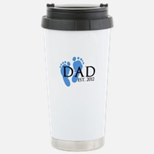 Dad Est 2012 Travel Mug