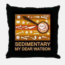 Sedimentary Watson Throw Pillow