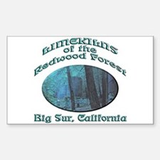 Limekilns of the Redwoods Decal