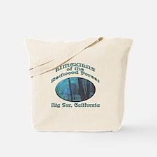 Limekilns of the Redwoods Tote Bag