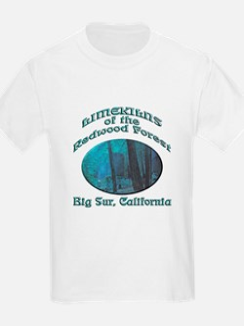 Limekilns of the Redwoods T-Shirt