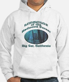 Limekilns of the Redwoods Hoodie