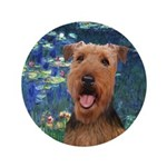 Lilies #5 - Airedale #3 3.5
