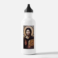 Cute Cross Water Bottle