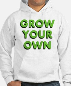 Grow Your Own Hoodie