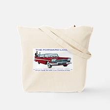 Funny Forward Tote Bag