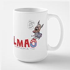 LMAO NObama '12 Large Mug