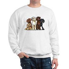Labradoodle Lover Sweatshirt