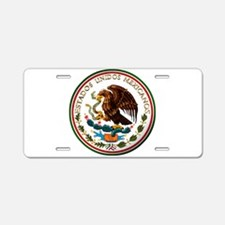 Funny Orgullo Aluminum License Plate