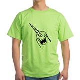 Narwhal Green T-Shirt