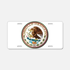 Cute Orgullo Aluminum License Plate