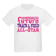 Future Track All Star Girl T-Shirt