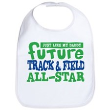 Future Track All Star Boy Bib