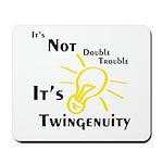 Twingenuity Mousepad