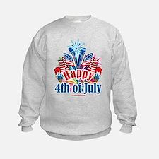 Happy 4th of July Sweatshirt