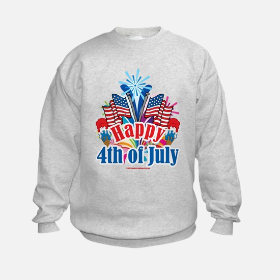 Happy 4th of July Sweatshirt
