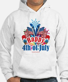 Happy 4th of July Jumper Hoody