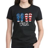 4th of july Women's Dark T-Shirt