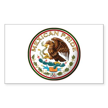 Mexican Pride Sticker