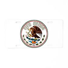 Orgullo Aluminum License Plate