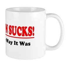 Evolution Sucks! Mug