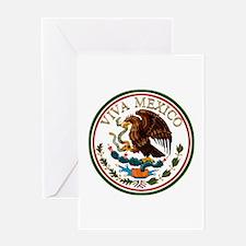 VIVA MEXICO! Greeting Card