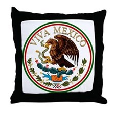 VIVA MEXICO! Throw Pillow