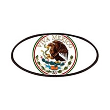 VIVA MEXICO! Patches