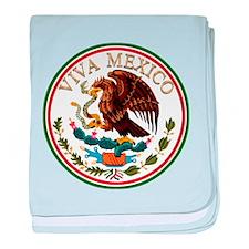 VIVA MEXICO! baby blanket