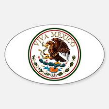 VIVA MEXICO Decal