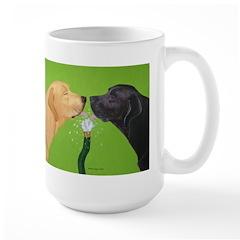 Labs Like to Share #2 Mug