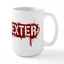 Dexter [grunge stencil] Mug