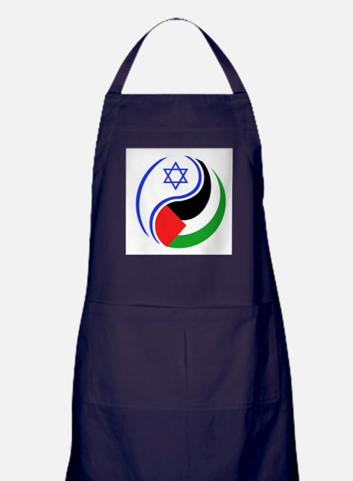 Cute Middle east Apron (dark)