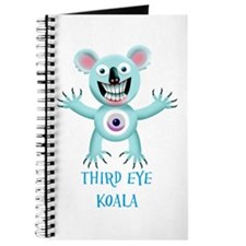 Third Eye Koala Journal