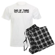 Dad of twins Pajamas