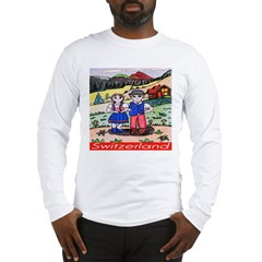 Heidi And Peter's Alm Long Sleeve T-Shirt